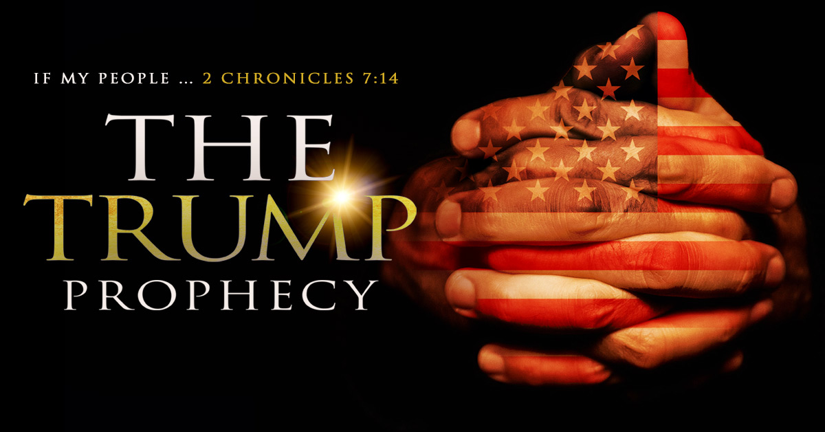 The Trump Prophecy Theaters Tickets